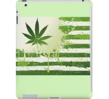 Weed Nation iPad Case/Skin