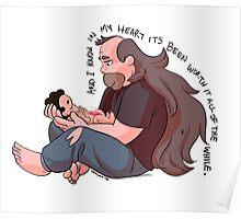 Steven Universe: Greg and Steven  Poster