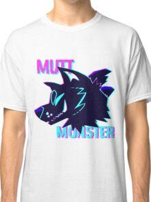 Mutt Monster Glitch Classic T-Shirt