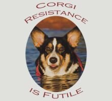 Corgi Resistance by William C. Gladish