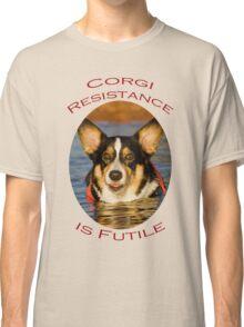 Corgi Resistance Classic T-Shirt