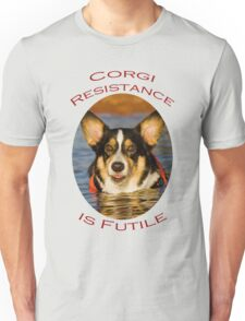 Corgi Resistance Unisex T-Shirt