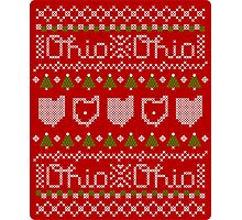 Ugly Sweater, Beautiful Ohio Photographic Print