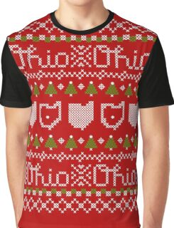 Ugly Sweater, Beautiful Ohio Graphic T-Shirt