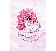 That's me Loving You: Steven Universe Rose Quartz and Steven  Photographic Print