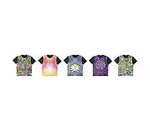 rbgt-graphic-tees-preview by William James Taylor Junior