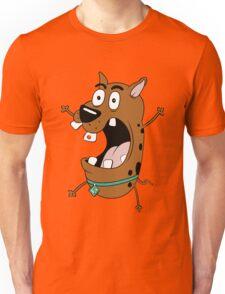 Scooby the Cowardly Dog Unisex T-Shirt