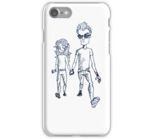 Breaking The Rules iPhone Case/Skin