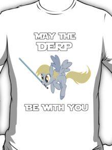 Derpy Hooves Jedi T-Shirt
