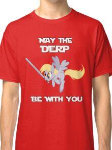 Derpy Hooves Jedi Classic T-Shirt