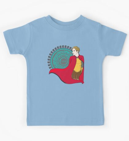 The Roman Who Waited Kids Tee