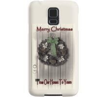 From Our Home to Yours Samsung Galaxy Case/Skin