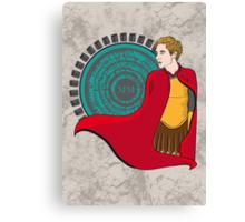 The Roman Who Waited Canvas Print