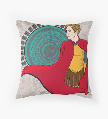 The Roman Who Waited Throw Pillow