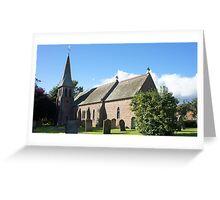 Saint Mary's Church @ Warthill Greeting Card