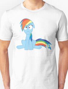 Egghead Rainbow Dash Unisex T-Shirt