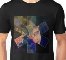 Moonblossom Bat Unisex T-Shirt