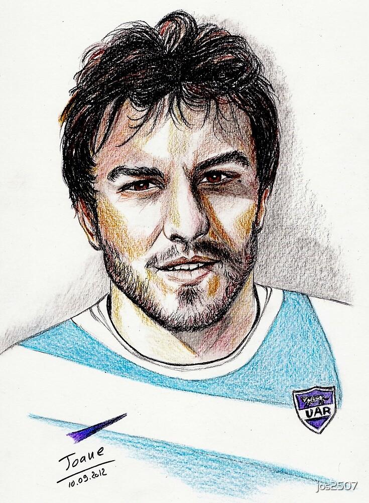 Juan Martin Hernandez, rugbyman by jos2507