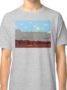 Minecraft World Classic T-Shirt
