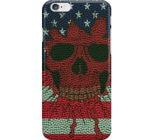 American Patriotic Skull Basketball Ball Skin Style iPod / iPhone 4 / iPhone 5  Case / Samsung Galaxy Cases  iPhone Case/Skin