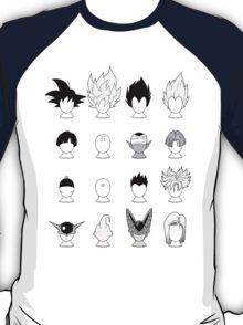 Ka-me-ha-me-Hair T-Shirt