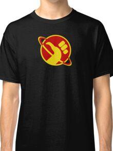 The Galactic Hitchhhiker Classic T-Shirt