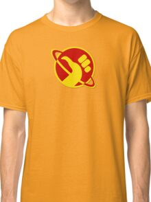 The Galactic Hitchhhiker Classic T-Shirt