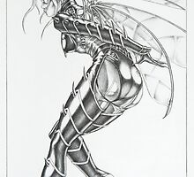 Diva - The Queen of The Wasp by Sean  Smith