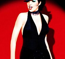 Liza Minnelli - Cabaret - Pop Art by wcsmack