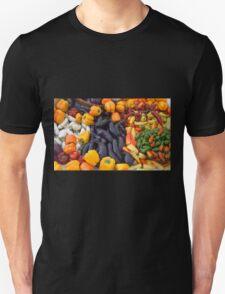 Cornucopia-Farmers market in Santa Barbara Unisex T-Shirt