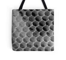 Honeycomb Detail Tote Bag