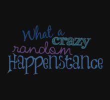 Crazy Random Happenstance Kids Tee