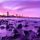 Majestic Magenta by Simon Baker