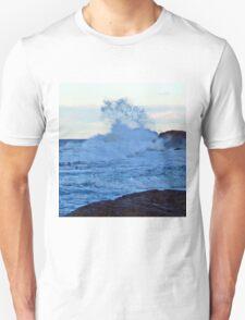 Exploding Surf  Unisex T-Shirt