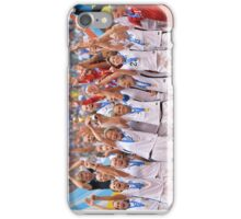 uswnt iPhone Case/Skin