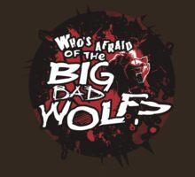 Big Bad Wolf (Sticker Version) by Zhivago
