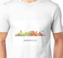 Nashville, Tennessee Skyline WB1 Unisex T-Shirt