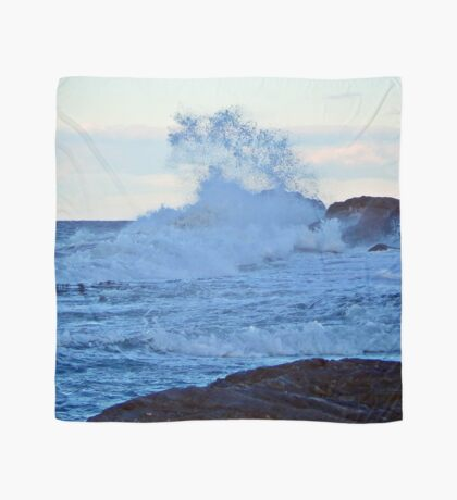 Exploding Surf  Scarf