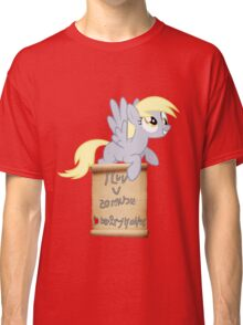 Derpy Hooves Loves You - Version 4 Classic T-Shirt