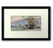 This is my space! Framed Print