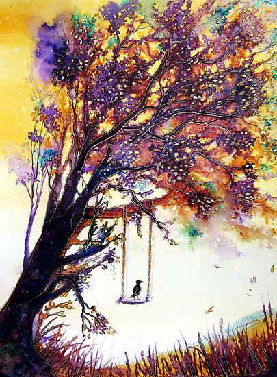 Tree Song by © Linda Callaghan