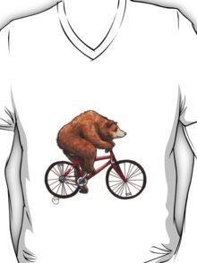 Bear on a Bike T-Shirt