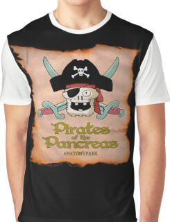 Pirates of the Pancreas Graphic T-Shirt