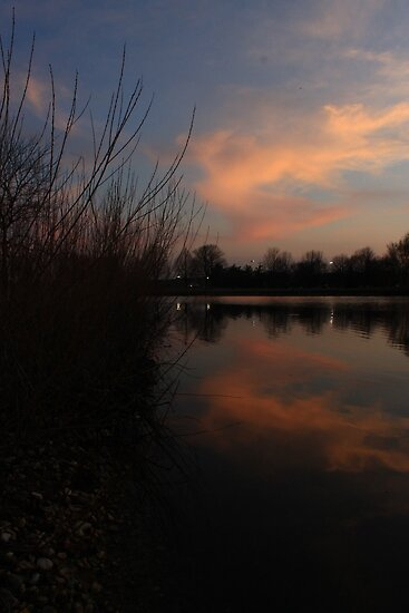Sky Lake by Adam Kuehl