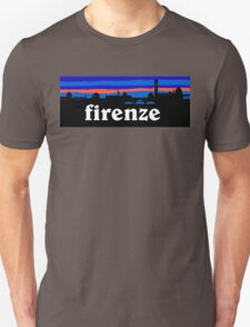 Firenze - Florence - Italy - Italian city T-Shirt