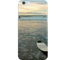 Playa Tamarindo Surf and Sunset iPhone Case/Skin