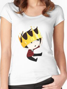 King Of FNAF Women's Fitted Scoop T-Shirt