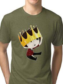 King Of FNAF Tri-blend T-Shirt