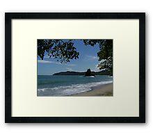 Manuel Antonio National Park Framed Print