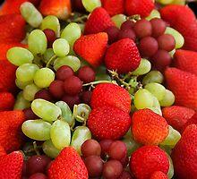 Refreshing Fruit  by heatherfriedman